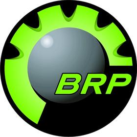 Green BRP Decal / Sticker 08