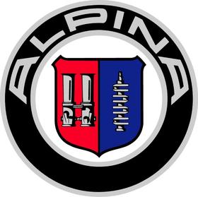 Alpina Decal / Sticker 01