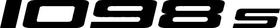 Ducati 1098S Decal / Sticker 38