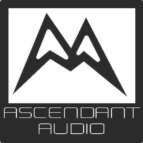 Ascendant Audio 01 Decal / Sticker