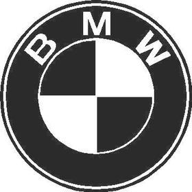 BMW Crest Decal / Sticker