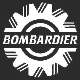 Bombardier Decal / Sticker 01