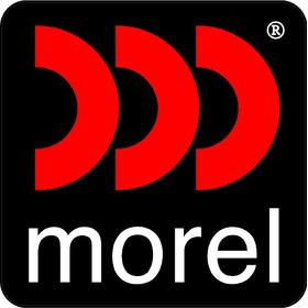Morel Audio Decal / Sticker 01