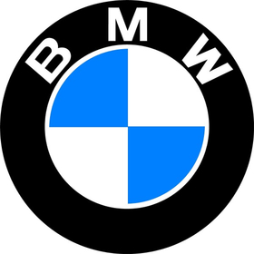 BMW Decal / Sticker 27