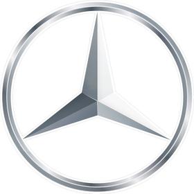 Mercedes Decal / Sticker 06
