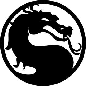 Mortal Kombat Decal / Sticker 01