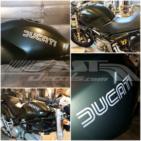 Ducati Decal / Sticker 07
