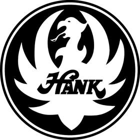 Hank Williams Jr. Decal / Sticker 03