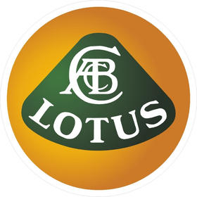Lotus Decal / Sticker 03
