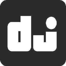 DJ Dee Jay Decal / Sticker 013