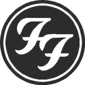 Foo Fighters Decal / Sticker 01
