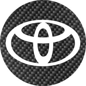 Circular Toyota Decal / Sticker 08