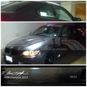 BMW M Decal / Sticker 41