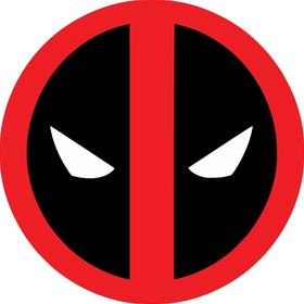 Deadpool Decal / Sticker 17