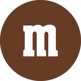 Brown M&M Decal / Sticker 32