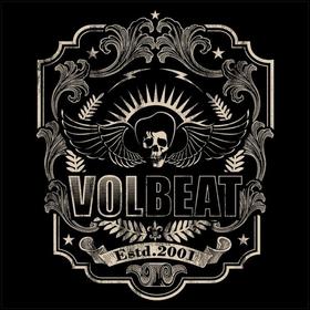 VOLBEAT Decal / Sticker 07