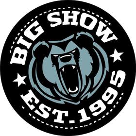 Big Show Decal / Sticker 01