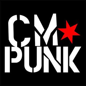 CM Punk Decal / Sticker 01