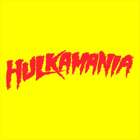 Hulkamania Decal / Sticker 01