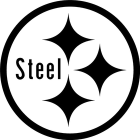 U.S. Steel Decal / Sticker 02