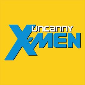 Uncanny X-men Decal / Sticker 03