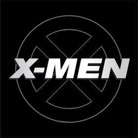 X-men Decal / Sticker 05