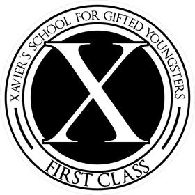 Xavier Institue Decal / Sticker 02