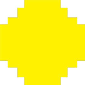 Pac-Man Power Pellet Decal / Sticker 22