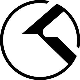 Round KIA Decal / Sticker 06