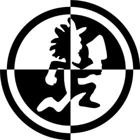 Hatchetman Decal / Sticker 06