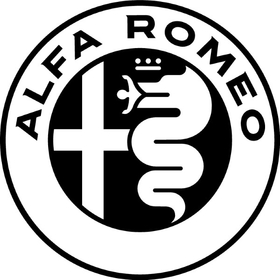 Alfa Romeo Decal / Sticker 13