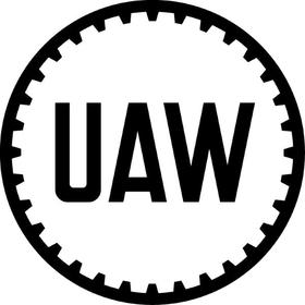 UAW Decal / Sticker 04