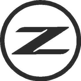 Nissan Z Decal / Sticker 06