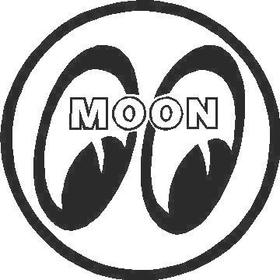 Mooneyes Decal / Sticker 02