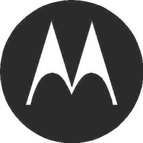 Motorola Decal / Sticker 05