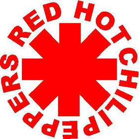 Red Hot Chili Peppers 02 Decal / Sticker