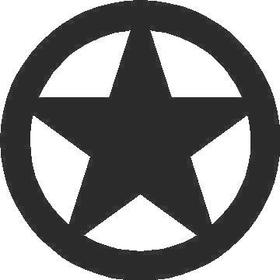 Star Decal / Sticker 07