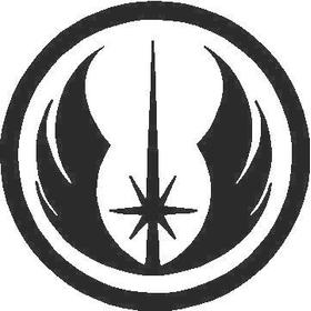 Star Wars Rebel StarFighter Decal / Sticker