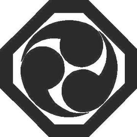 Mitsudomoe Decal / Sticker 02