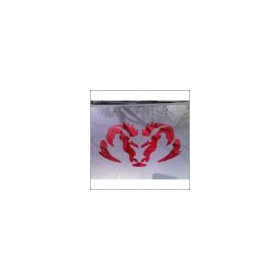 Ram With Arms Crossed Decal / Sticker 52