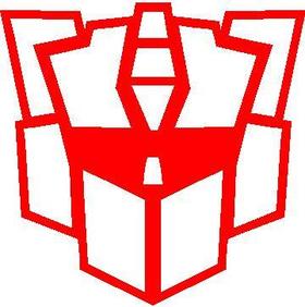 Autobot G2 03 Transformers Decal / Sticker