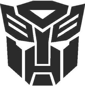 Transformers Autobot Decal / Sticker 06