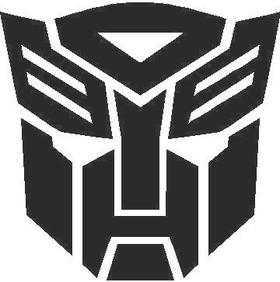 Transformers Autobot 11 Decal / Sticker