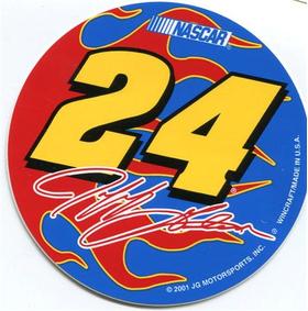 24 Jeff Gordon Decal / Sticker
