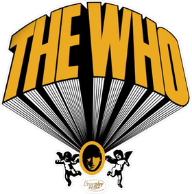 The Who Decal / Sticker 05