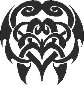 Tribal 09 Decal / Sticker