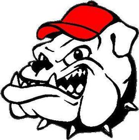 Bulldog 07 Decal / Sticker