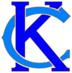 Kansas City Royals KC Decal / Sticker 03
