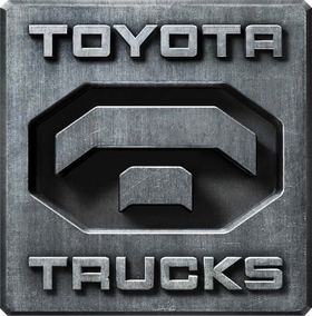 Toyota Trucks Decal / Sticker 07