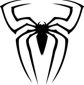 Spiderman Decal / Sticker 06